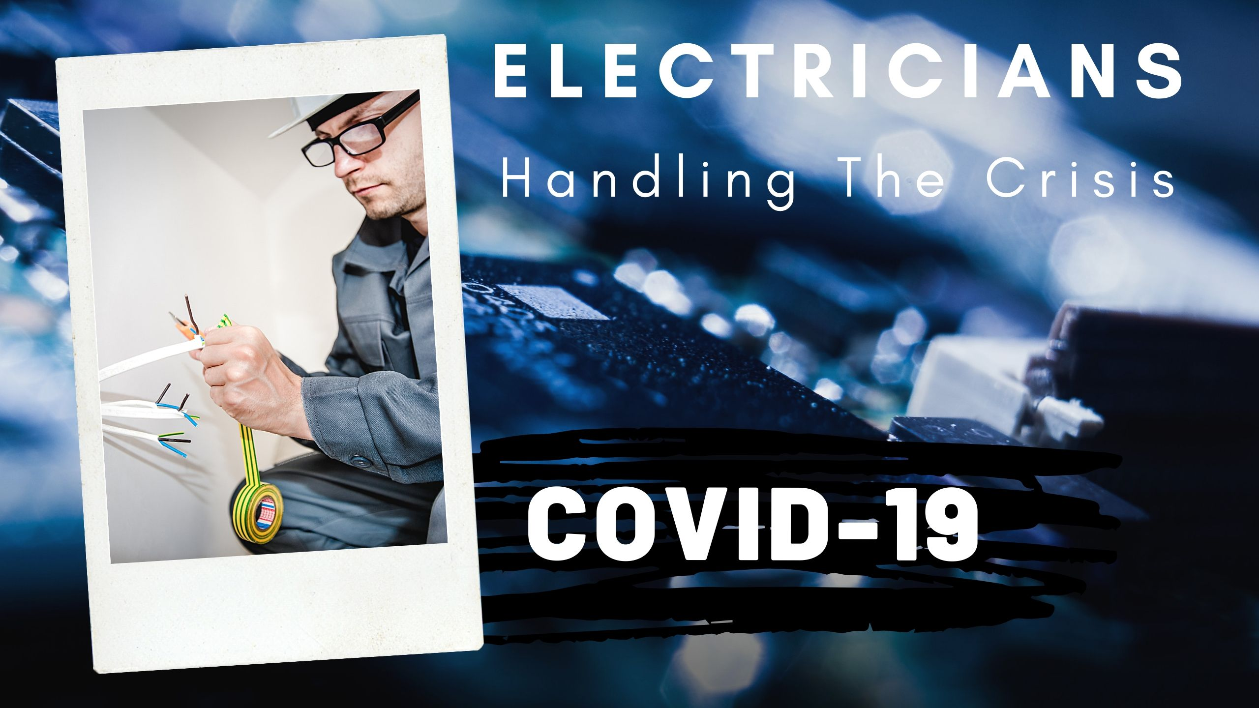 COVID-19 for Electricians Cover