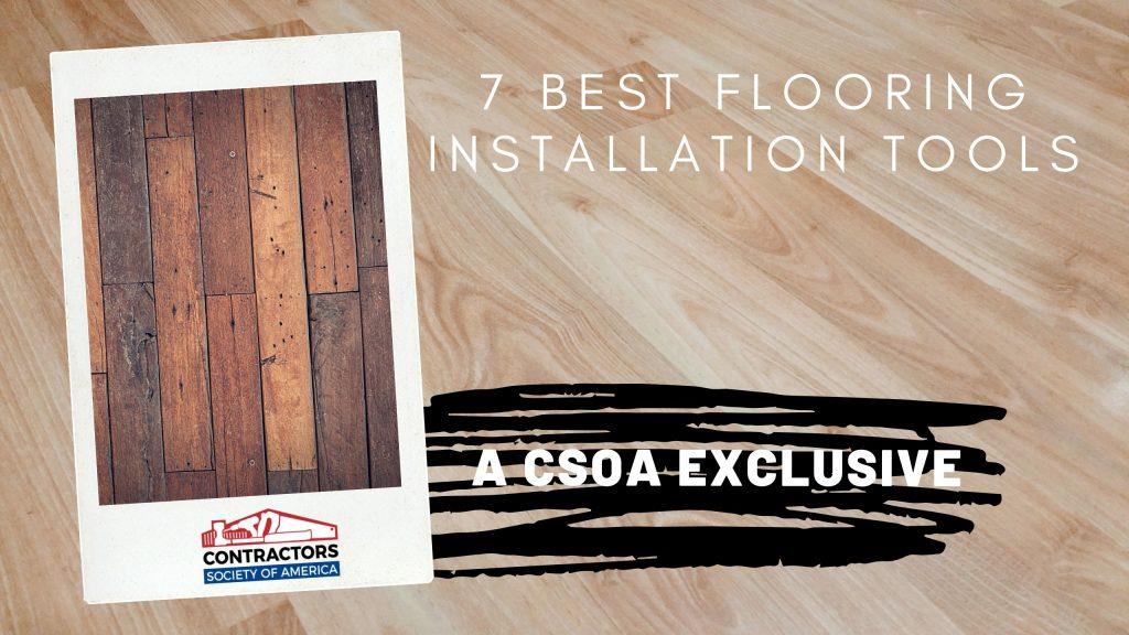 Flooring Installation Tools (Blog Cover)