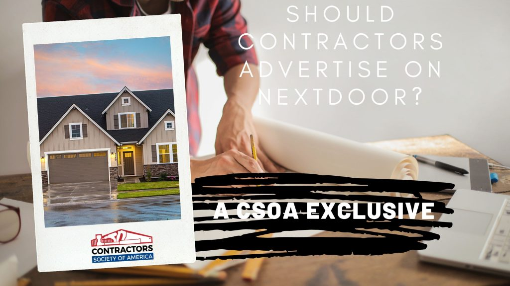 Nextdoor Advertising (Blog Cover)