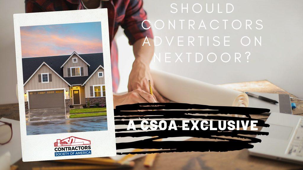 Nextdoor Advertising (Blog Cover)
